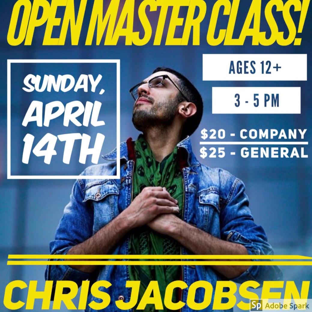 Open Class Chris Jacobson