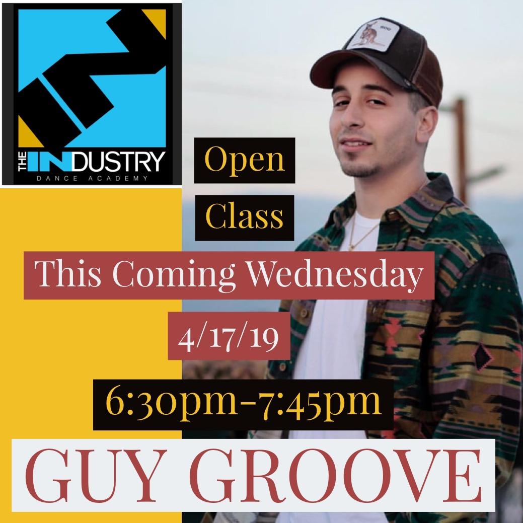 Open Class Guy Groove