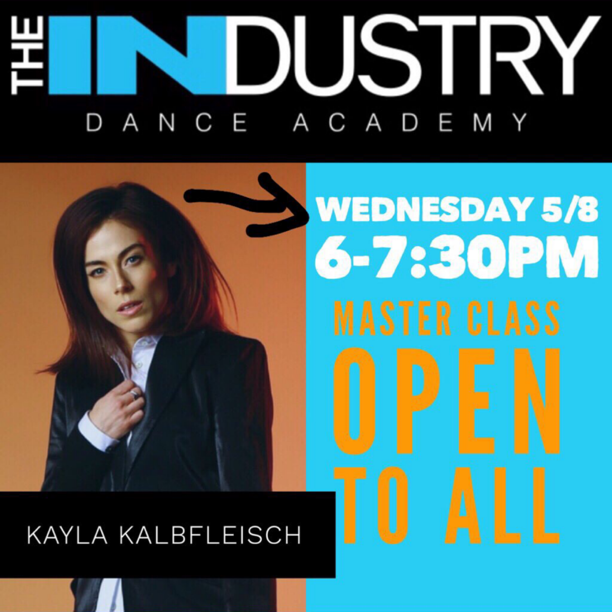 May 8th –  6:00-7:30pm  Contemporary with Kayla Kalbfleisch $25
