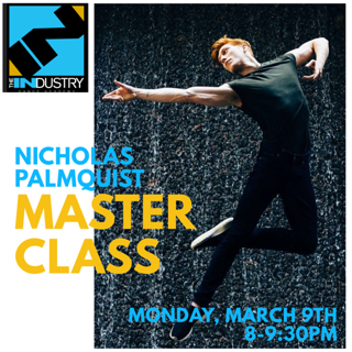 NICHOLAS PALMQUIST Master Class
