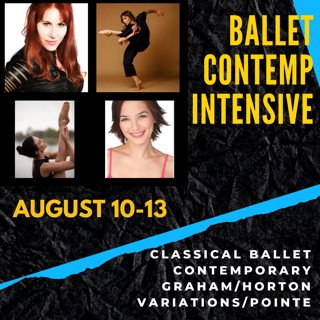 2020 Classical Ballet/Contemporary Intensive